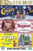 Clangers, Bagpuss and Ivor The Engine