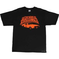 Dukes of Hazzard Distressed Orange