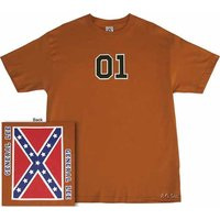 Dukes of Hazzard General Lee 01 Confederate Flag