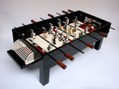 Lego Star Wars Table Football