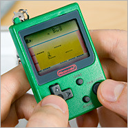 Nintendo Mini Classics, Keyring, Super Mario, Donkey Kong