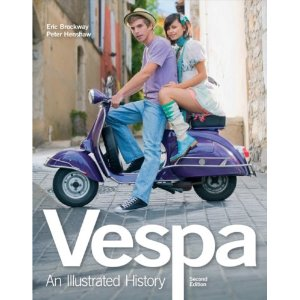 Book - Vespa: An Illustrated History