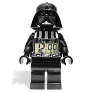 Darth Vader LEGO Minifigure Alarm Clock Darth Vader