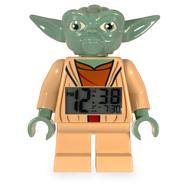 Yoda LEGO Minifigure Alarm Clock Yoda